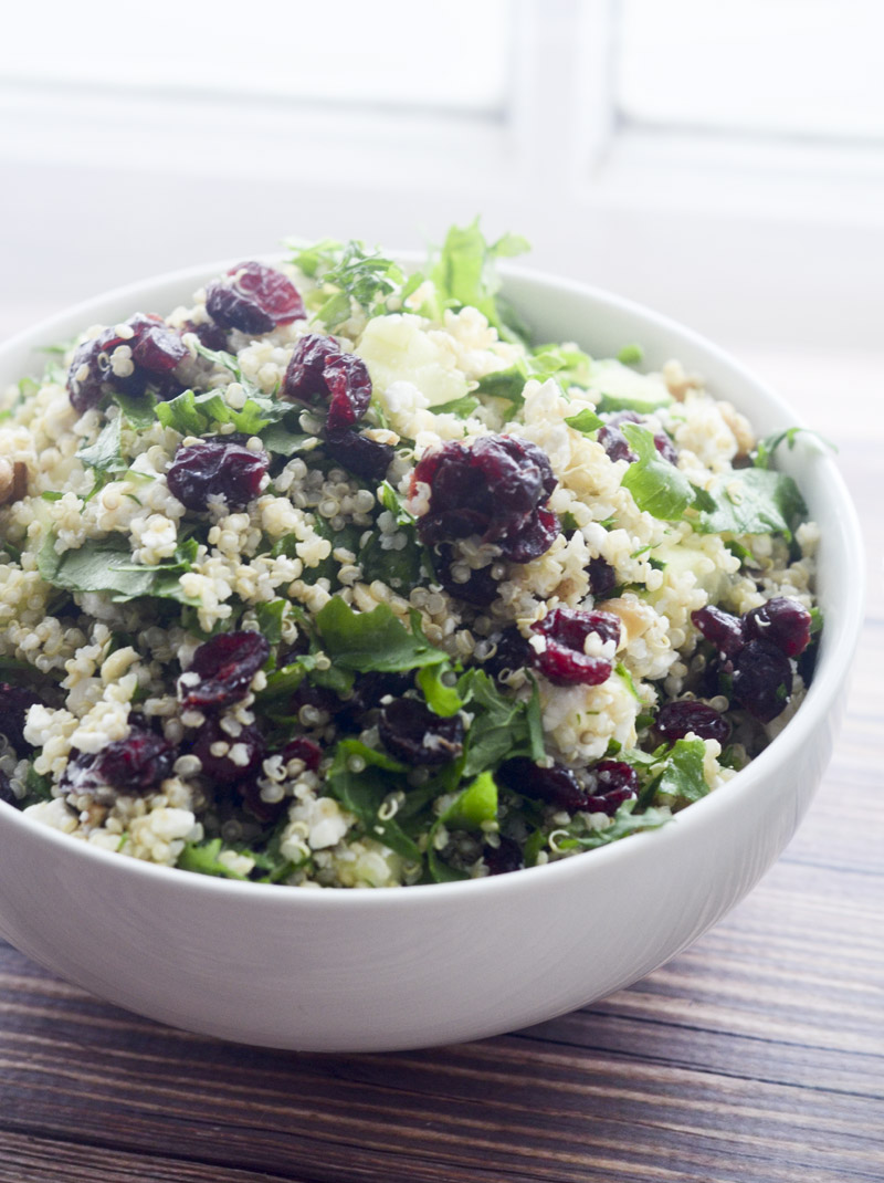 Kale and Quinoa Power Salad