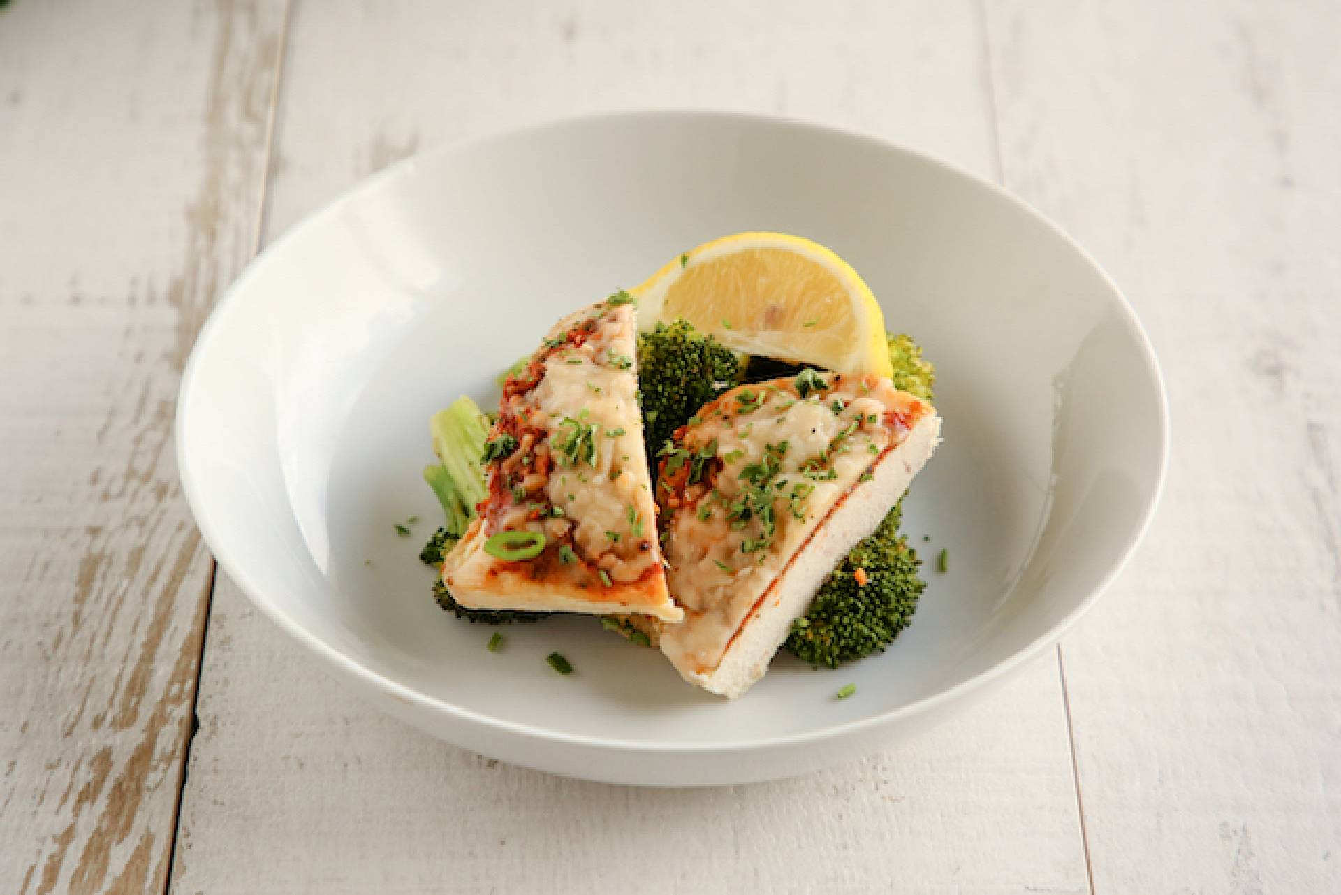 Chicken Parmesan (Low Carb)