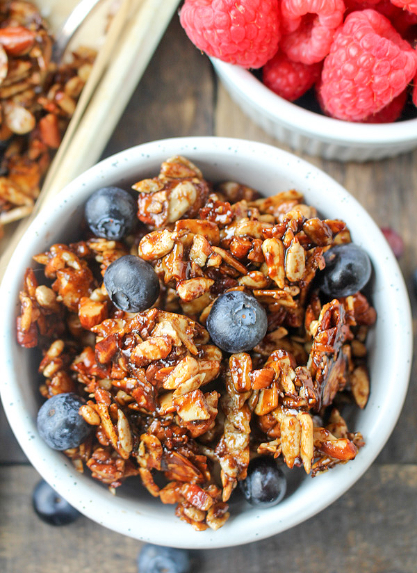 Fruit and Granola Bowl